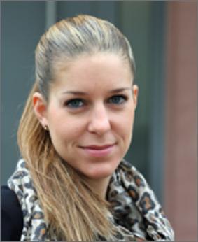 Portrait von Daniela Zink