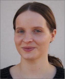 Portrait von Bianca Vogel