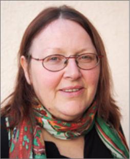 Portrait von Ulrike Schönecker