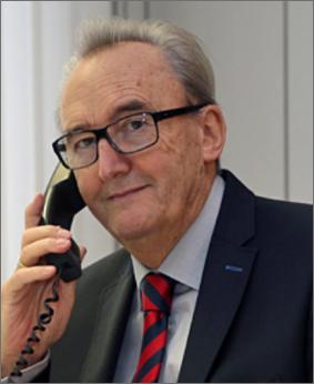 Portrait von Dieter Gutting
